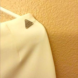White Chanel Women's Pants.